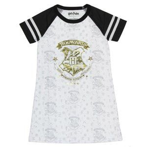 Harry Potter Hogwarts Crest Nightgown Paja…